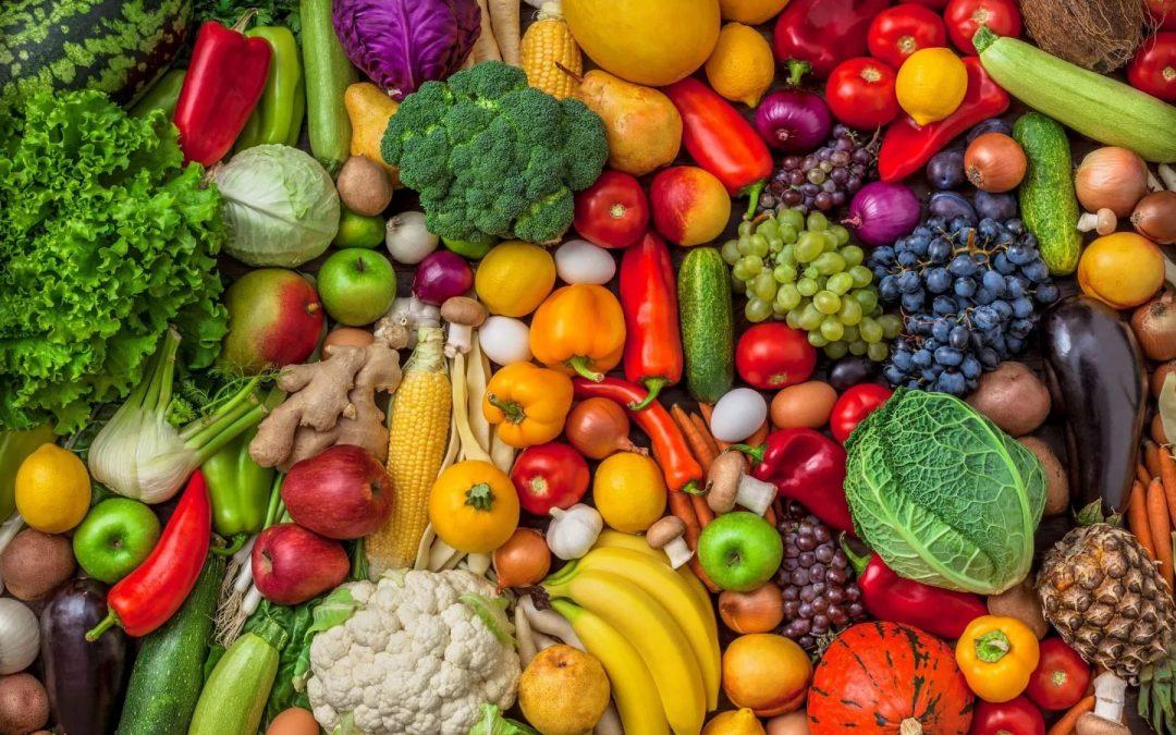 L'été arrive! Venez découvrir les fruits et légumes de saison!